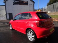 USED 2013 62 VOLKSWAGEN POLO 1.4 MATCH 5d 83 BHP 3 Months National Warranty - MOT 27th February 2020