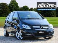 USED 2011 11 MERCEDES-BENZ B CLASS 2.0 B180 CDI SPORT 5d AUTO 109 BHP