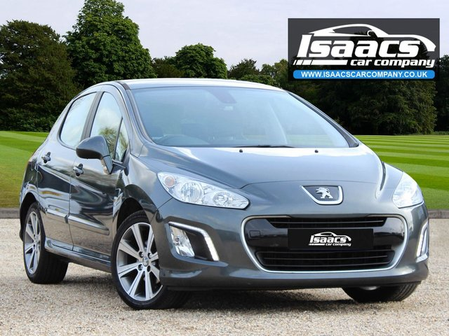 2013 63 PEUGEOT 308 1.6 E-HDI ACTIVE NAVIGATION VERSION 5d 115 BHP