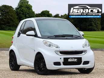 2011 SMART FORTWO 1.0 PASSION MHD 2d AUTO 71 BHP £3695.00