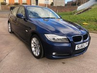 2010 BMW 3 SERIES 2.0 318I SE BUSINESS EDITION 4d 141 BHP £5750.00
