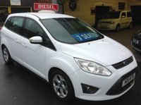 USED 2011 11 FORD GRAND C-MAX 1.6 TDCI  ZETEC  7 SEATER **  7 SEATER  **