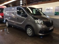 2015 RENAULT TRAFIC 1.6 SL27 BUSINESS PLUS ENERGY DCI S/R P/V 120 BHP £SOLD