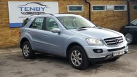 USED 2006 55 MERCEDES-BENZ M CLASS 3.0 ML320 CDI SE 5d AUTO 222 BHP