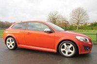USED 2010 10 VOLVO C30 1.6 D DRIVE R-DESIGN 3d 109 BHP