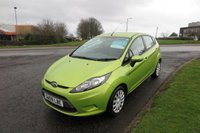 2009 FORD FIESTA 1.4 STYLE PLUS Automatic,Low Mileage £4295.00