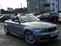 2009 BMW 1 SERIES 2.0 120D M SPORT 2d 175 BHP £SOLD