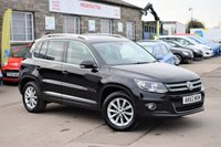 2012 VOLKSWAGEN TIGUAN 2.0 SE TDI BLUEMOTION TECHNOLOGY 4MOTION 5d 138 BHP £8975.00