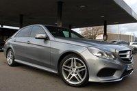 2013 MERCEDES-BENZ E CLASS 2.1 E220 CDI AMG SPORT 4d 168 BHP £10990.00