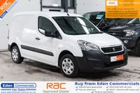 USED 2016 66 PEUGEOT PARTNER 1.6 BLUE HDI PROFESSIONAL