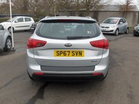 USED 2017 67 KIA CEED 1.6 CRDI 1 5d 134 BHP BALANCE OF MANUFACTURERS SEVEN YEAR WARRANTY