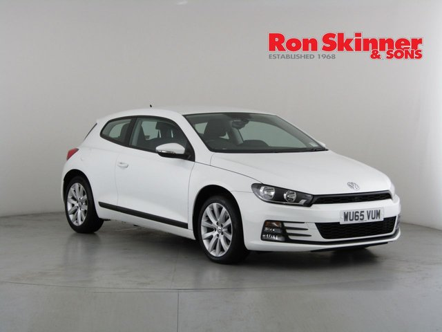 View our 2016 65 VOLKSWAGEN SCIROCCO 1.4 TSI BLUEMOTION TECHNOLOGY 2d 123 BHP