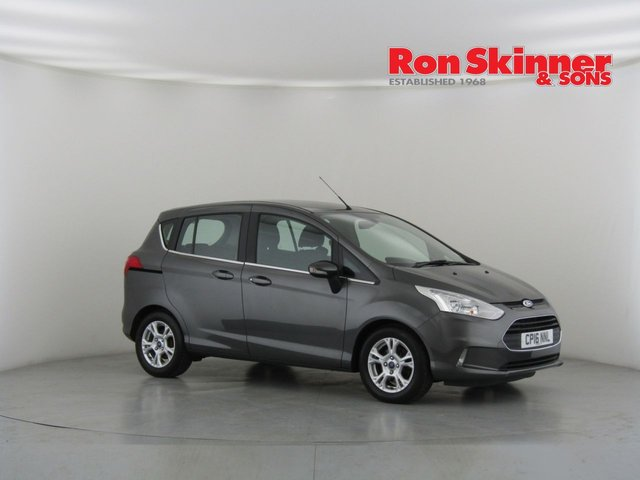 View our 2016 16 FORD B-MAX 1.5 ZETEC TDCI 5d 74 BHP