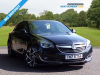 USED 2015 65 VAUXHALL INSIGNIA 1.6 SRI VX-LINE CDTI S/S 5d 134 BHP (2015) Registered in November 2015 ........ Plate Included.