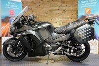2016 KAWASAKI GTR1400 ZG 1400 CDF ABS £10294.00