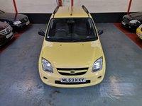 2003 SUZUKI IGNIS 1.3 GL 5d £995.00