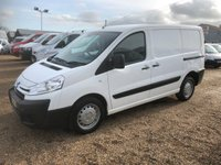 USED 2014 64 CITROEN DISPATCH 1.6 1000 L1H1 ENTERPRISE HDI 1d 89 BHP QUALITY RACKING * AIR CON * FULL SERVICE HISTORY.