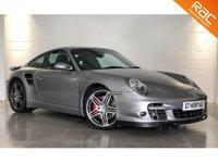 2006 PORSCHE 911 TURBO TIPTRONIC S [CHRONO][NAV][BOSE] £47997.00