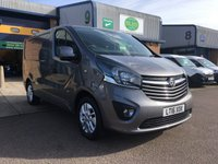USED 2016 16 VAUXHALL VIVARO 1.6 2700 L1H1 CDTI P/V SPORTIVE ECOFLEX S/S 1d 118 BHP FSH, A/C, P/SENSORS, BLUETOOTH, FINANCE ARRANGED & 6 MONTHS WARRANTY. FSH, 44,000 Miles, SAT NAV, A/C, E/W, alloys, cruise control, Bluetooth, media connectivity, alloys, DAB Radio, rear parking sensors, Drivers airbag, Factory fitted bulk head, Side loading door, Very Good Condition, 1 Owner, remote Central Locking, Drivers Airbag, CD Player/FM Radio, Steering Column Radio Control, Side Loading Door, Barn Rear Doors, ply lined, spare key, 6 months premium Autoguard warranty & finance arranged o