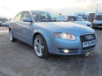 2006 AUDI A4 1.9 TDI SE TDV 4d 116 BHP £2090.00