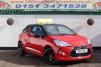 2013 CITROEN DS3 1.6 E-HDI DSTYLE PLUS 3d 90 BHP £6000.00