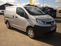 2015 NISSAN NV200 1.5 DCI ACENTA VAN 90 BHP £6995.00