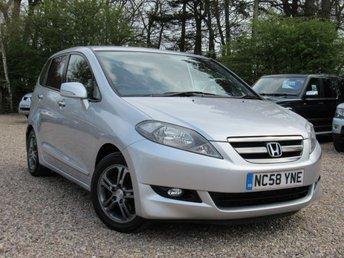 2009 HONDA FR-V 1.8 I-VTEC ES 5d 139 BHP £4490.00