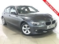 USED 2012 62 BMW 3 SERIES 2.0 320D EFFICIENTDYNAMICS 4d AUTO 161 BHP Bluetooth/DAB Radio/Air Con
