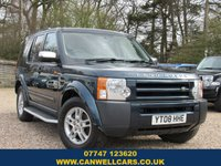 USED 2008 08 LAND ROVER DISCOVERY 2.7 3 TDV6 GS 5d AUTO 188 BHP