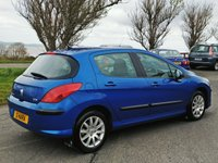 USED 2009 PEUGEOT 308 1.6 VERVE HDI 5d 90 BHP BUY NOW, PAY NOTHING FOR 2 MTH