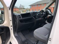 USED 2014 14 PEUGEOT BOXER CAGE TIPPER TAILLIFT 2.2 HDI 335 L2 130 BHP