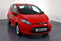2011 FORD FIESTA 1.2 STYLE 3d 59 BHP £4295.00