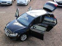 USED 2014 14 VOLKSWAGEN GOLF 1.6 SE TDI BLUEMOTION TECHNOLOGY DSG 5d AUTO 103 BHP £20 ROAD TAX, DAB, ALLOYS WHEELS, ADAPTIVE CRUISE CONTROL, DSG AUTOMATIC GEARBOX, FULL SERVICE HISTORY, MOT TILL MARCH 2020, 2 REMOTE KEYS, HPI CLEAR
