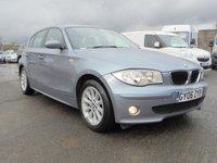 2006 BMW 1 SERIES 1.6 116I SE 5d 114 BHP £2390.00