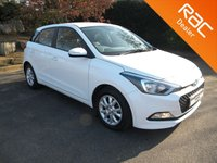 USED 2016 16 HYUNDAI I20 1.4 GDI SE 5d AUTO 99 BHP Alloy Wheels, Bluetooth, Automatic Petrol!
