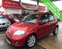 USED 2009 59 CITROEN C3 1.6 EXCLUSIVE HDI 16V 5d 89 BHP