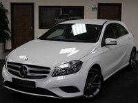USED 2014 14 MERCEDES-BENZ A CLASS 1.5 A180 CDI BLUEEFFICIENCY SPORT 5d 109 BHP
