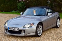USED 2006 06 HONDA S 2000 2.0 16V 2d 236 BHP NEW CLUTCH, HOOD & ALLOYS..! 11 SERVICES, REAMS OF INVOICES!!