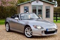 2006 HONDA S 2000 2.0 16V 2d 236 BHP £8995.00