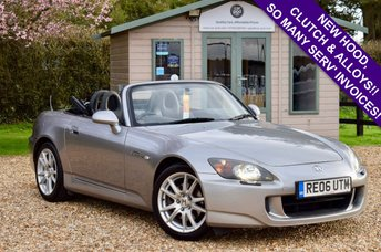 View our HONDA S 2000