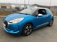 USED 2016 DS DS 3 1.2 PURETECH CHIC 3d 80 BHP