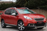 USED 2016 65 PEUGEOT 2008 1.6 BLUE HDI S/S ALLURE 5d 120 BHP