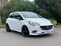 2015 VAUXHALL CORSA 1.2 LIMITED EDITION 3d £5995.00