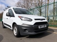 2017 FORD TRANSIT CONNECT 1.5 210 P/V 1d 74 BHP £8895.00
