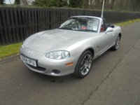 USED 2004 04 MAZDA MX-5 1.8 EUPHONIC 2d 144 BHP One Private Owner 840 Miles Yes 840 Miles