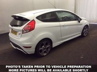 USED 2015 65 FORD FIESTA 1.6 ST-3 3d 180 BHP