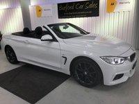 USED 2016 16 BMW 4 SERIES 2.0 420I M SPORT 2d 181 BHP