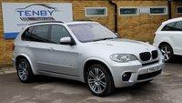 2012 BMW X5 3.0 XDRIVE30D M SPORT 5d AUTO 241 BHP £17894.00