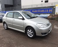 USED 2007 07 TOYOTA COROLLA T3 COLOUR COLLECTION VVT-I