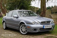 USED 2010 59 JAGUAR X-TYPE 2.2d SE AUTO [145 BHP]
